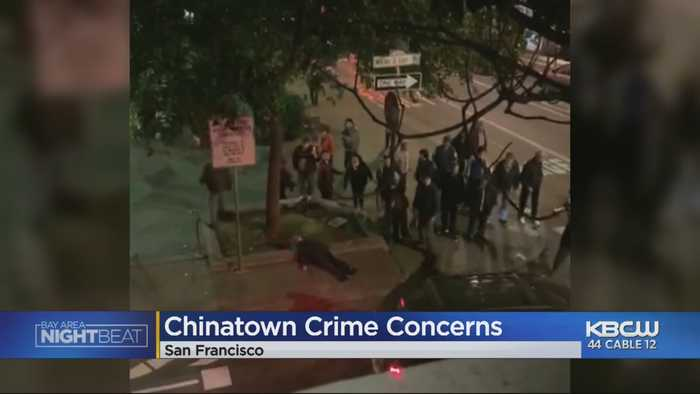 San Francisco DA-Elect Boudin Speaks About Uptick Of Crime In Chinatown