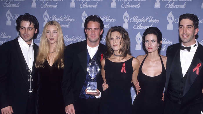 'Friends' reunion special reportedly in the works at HBO Max