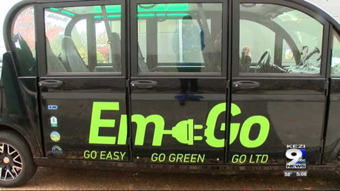 Ridership on the rise for new EmGo service in Eugene