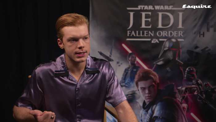 Seven Questions for Cameron Monaghan from Star Wars Jedi: Fallen Order