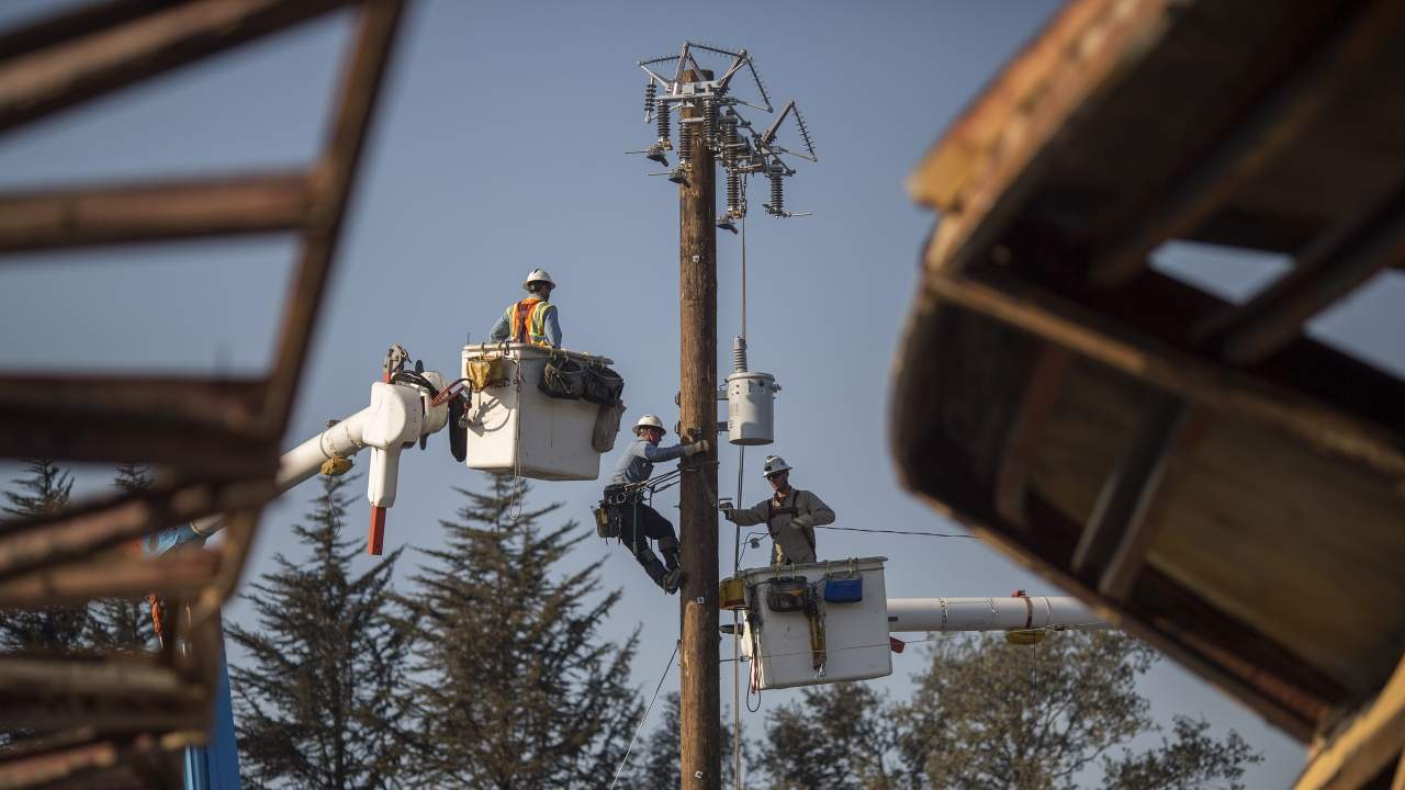 California Utility Regulator Opens Investigation Into Power Shut-offs
