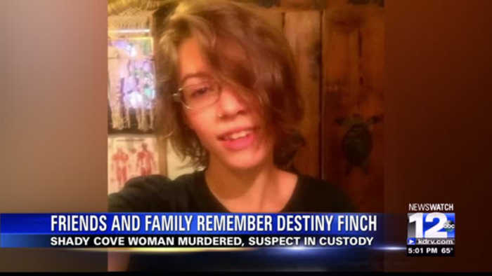 Friends and family remember Destiny Finch