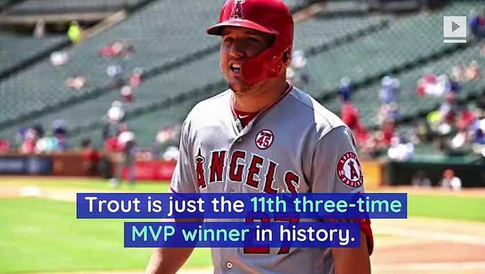 Mike Trout and Cody Bellinger Win MLB MVP Awards
