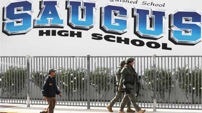 """Santa Clarita students: Safety at school is """"forever ruined"""""""