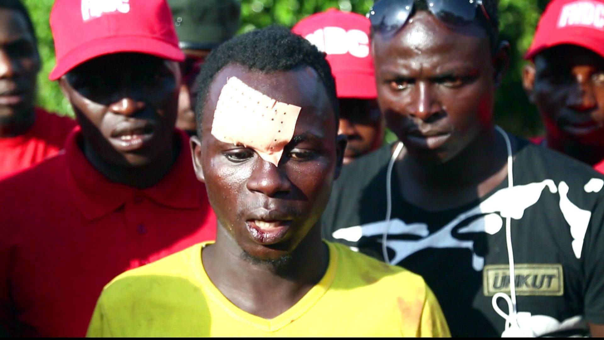 Guinea demonstrations: More violence in anti-government protests