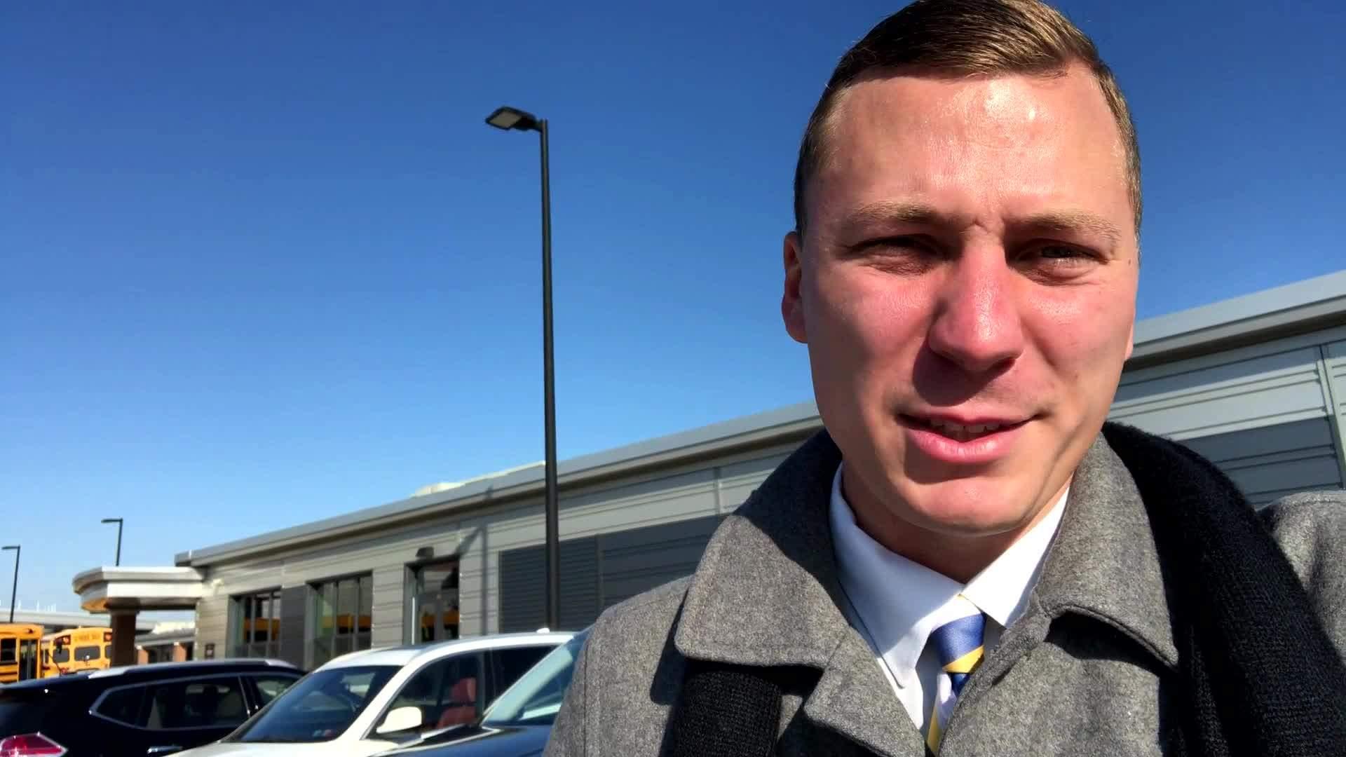 Chris Hoffman - Reporter Update: McKees Rocks Mayor Makes