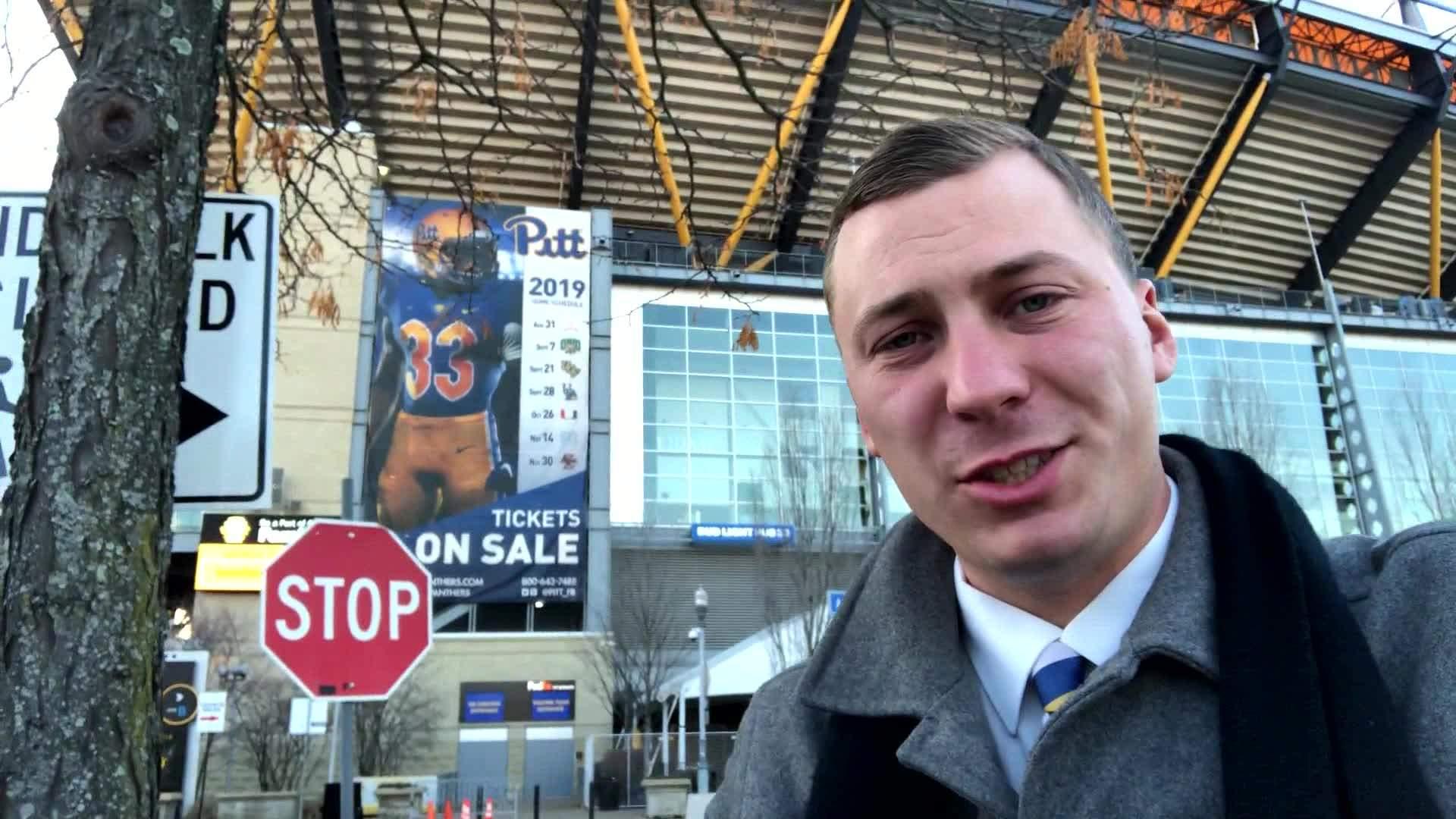 Reporter Update: Chris Hoffman Investigates Parking