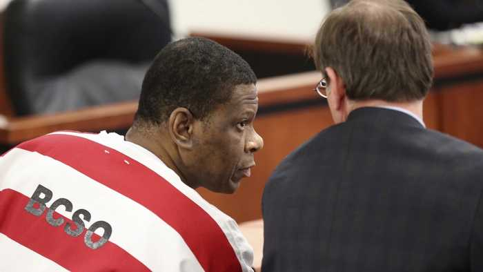 Texas Appeals Court Issues Stay Of Execution For Rodney Reed