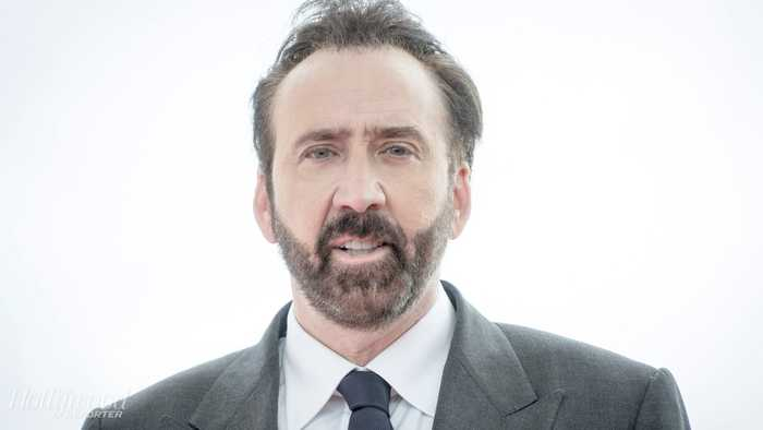 Nicolas Cage in Talks to Star as Himself in Meta Drama 'The Unbearable Weight of Massive Talent' | THR News