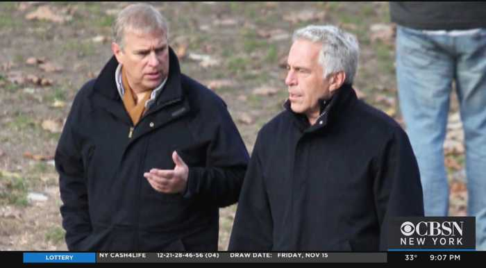 Prince Andrew Breaks Silence On Jeffrey Epstein