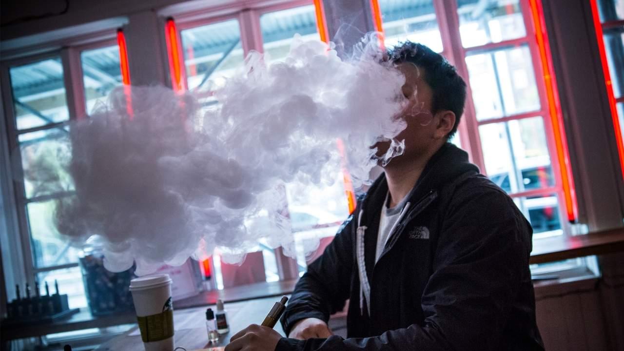 Trump Reportedly Backs Off Flavor Ban For E-Cigarettes