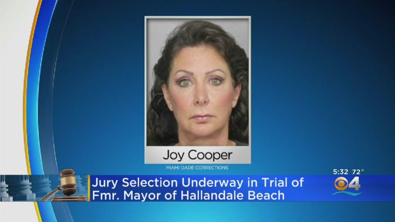 Jury Selection Starts In Former Hallandale Beach Mayor's Corruption Trial