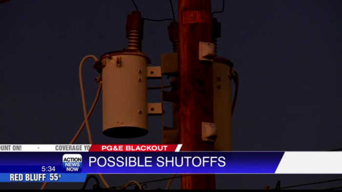 More blackouts may be on the way this Wednesday for parts of Northern California