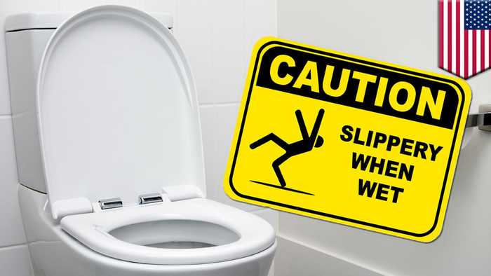 Scientists create slippery toilet coating that stops deuces sticking