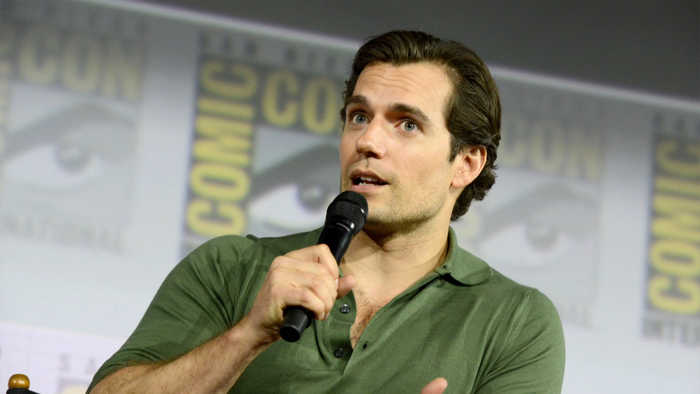 Henry Cavill's not ready to hand over Superman's cape