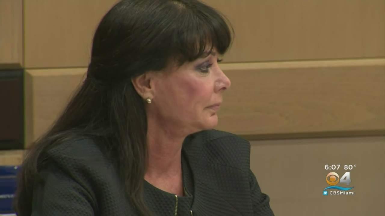 Former Hallandale Beach Mayor Joy Cooper's Trial Starts