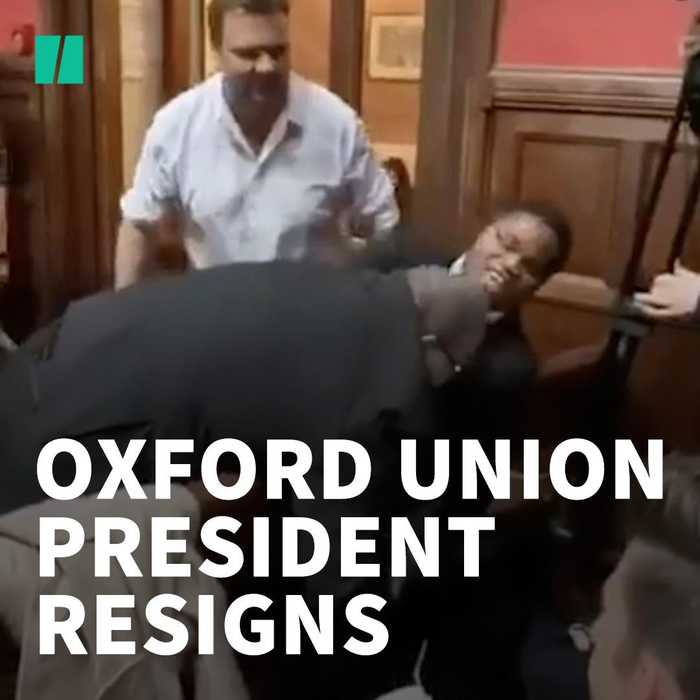 Oxford Union President Resigns After Forced Removal Row