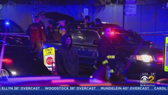 Team Coverage: Shootout In Old Irving Park Ends With CPD Officer, Teen Shot, Suspect Dead
