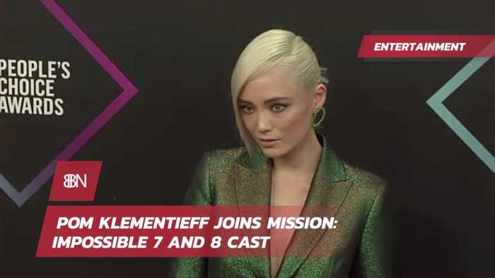 Pom Klementieff Makes It Big