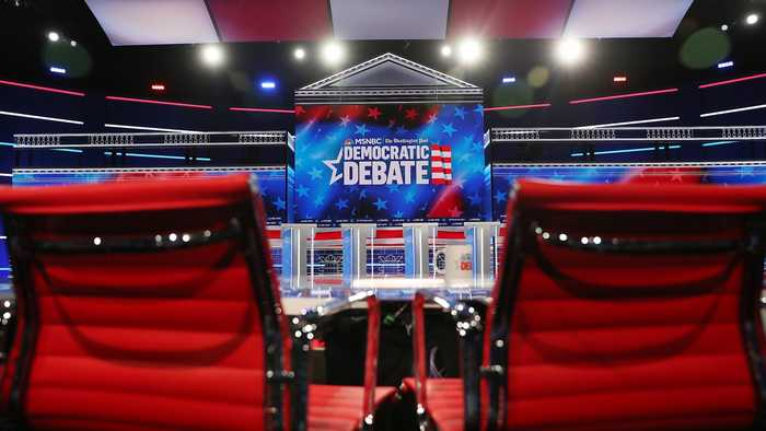 10 Democratic Candidates Square Off In Atlanta Debate