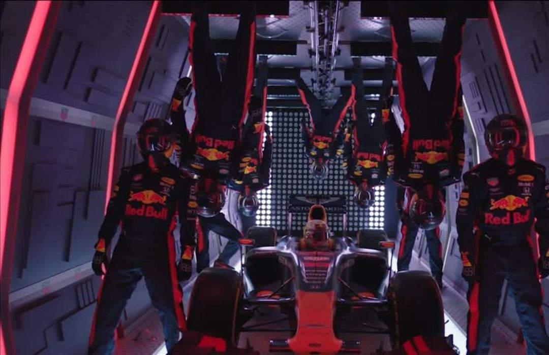 Zero-G? Zero problem for Red Bull F1 team in weightless tyre-change challenge