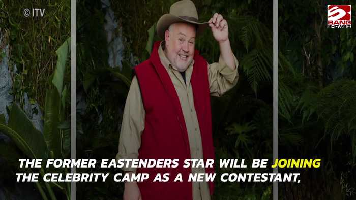 Cliff Parisi thinks he'll be a 'bore' on 'I'm A Celeb'!