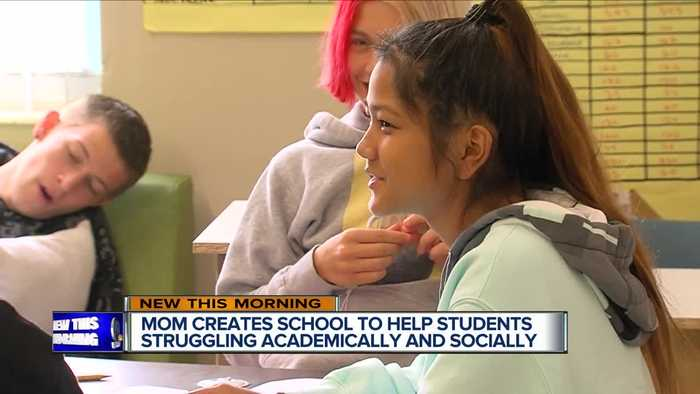 Coastal Middle and High School in Lake Park helping kids who struggle academically and socially
