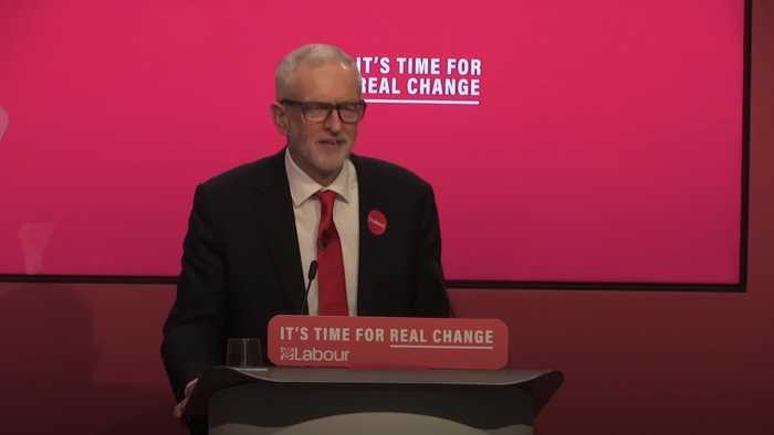 Labour manifesto: Jeremy Corbyn's key pledges