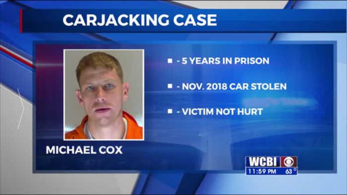 Carjacking Sentence 11-20-19