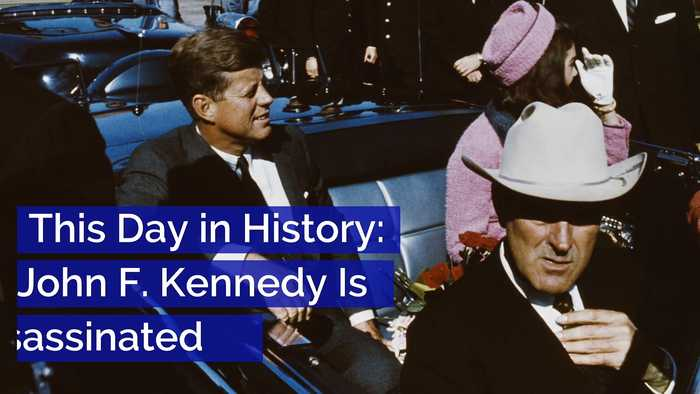This Day in History: John F. Kennedy Is Assassinated