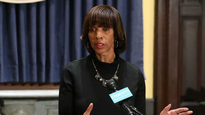 Ex-Baltimore Mayor Pleads Guilty To Federal Fraud Charges