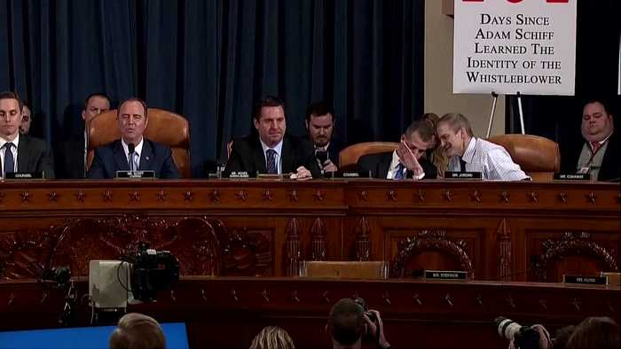 'This is all going to blow up': Highlights from Day 5 of impeachment hearings
