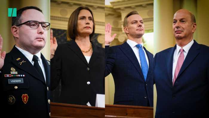 A Week Of Impeachment Bombshells