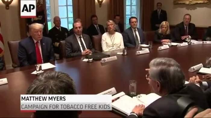 Romney, health groups urge Trump to do e-cig flavor ban