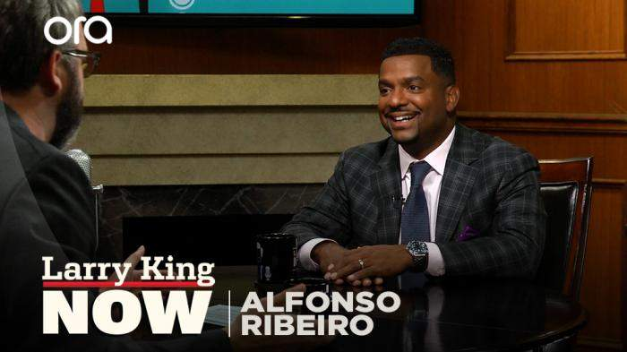 If You Only Knew: Alfonso Ribeiro