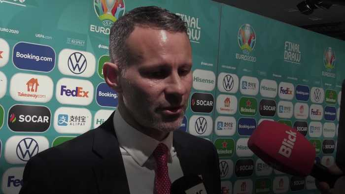 Ryan Giggs hoping Azerbaijanis support Wales for Euro 2020