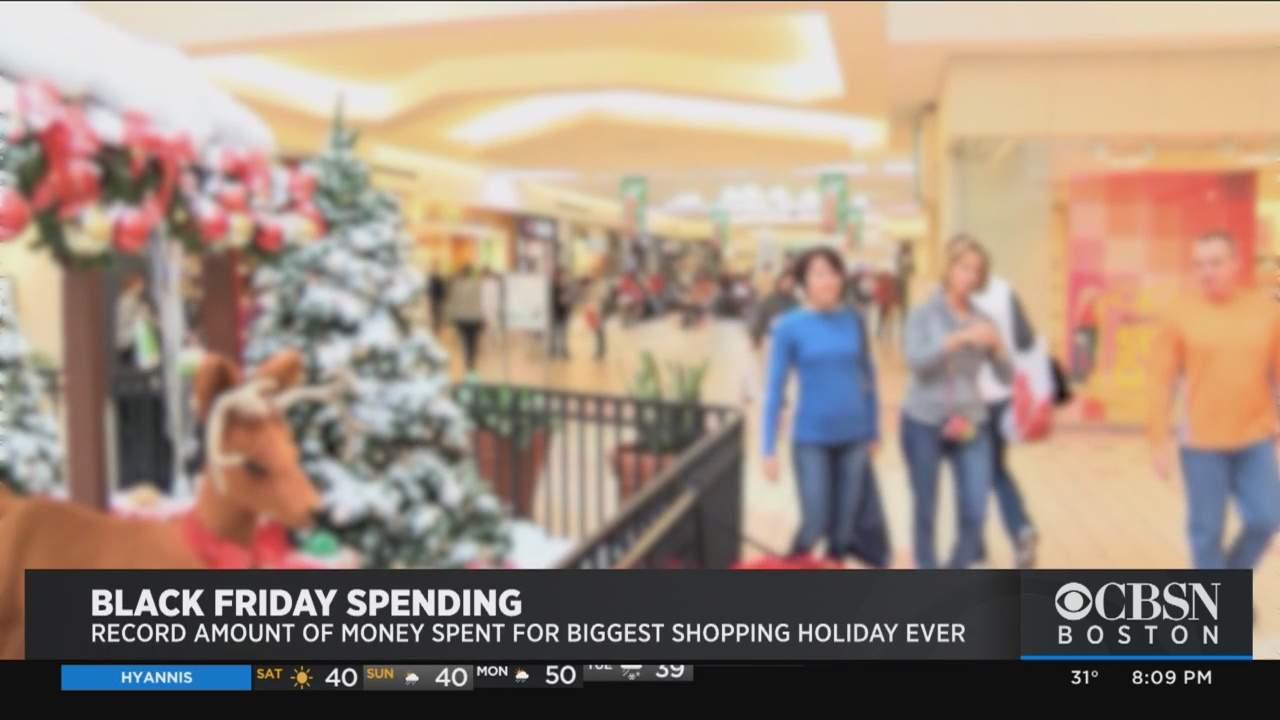 Black Friday Pulls In Record $7.4 Billion In Sales