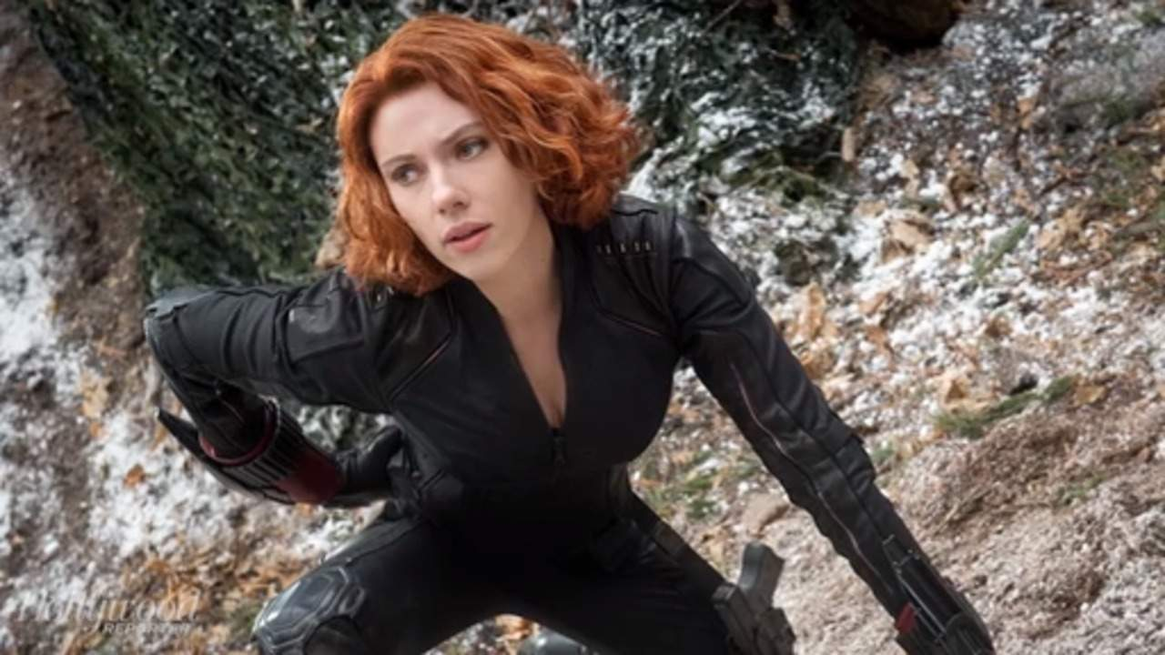 Marvel's 'Black Widow' Is Back in New Trailer   THR News