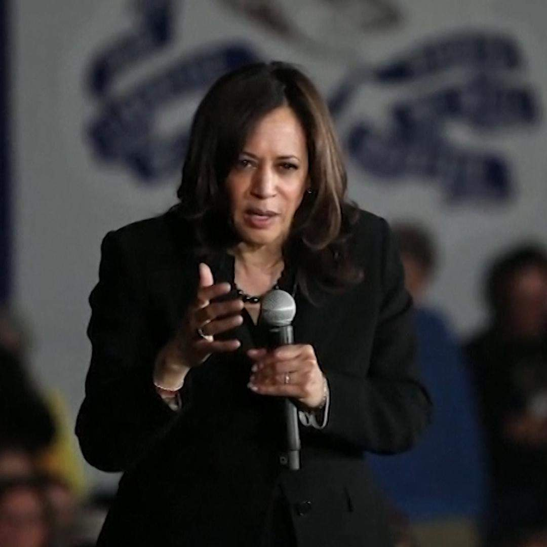 Kamala Harris is out of the 2020 presidential race