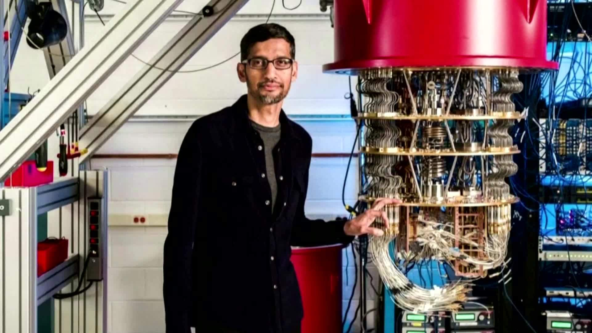 Google co-founders step aside; Pichai to helm Alphabet