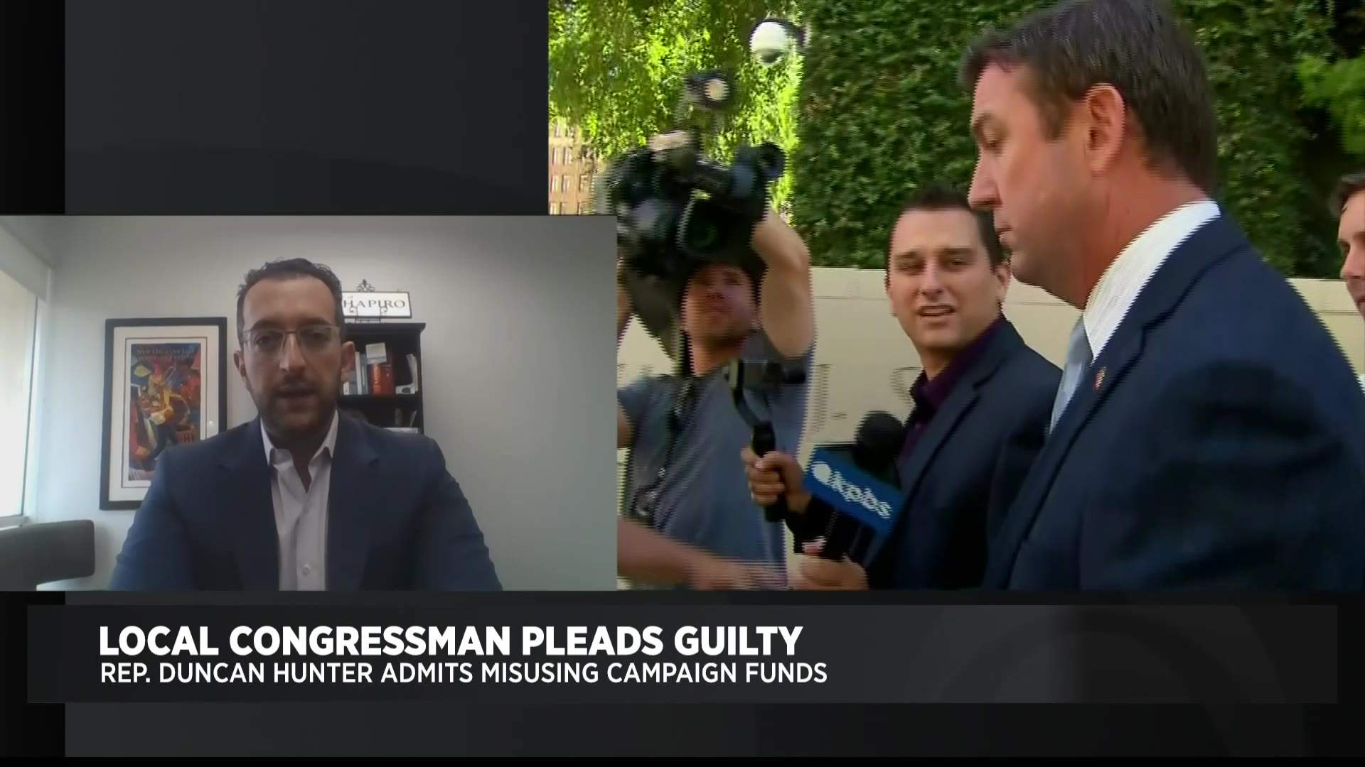 From 'Woe Is Me' To Guilty Plea: Why San Diego Rep. Duncan Hunter Changed His Tune