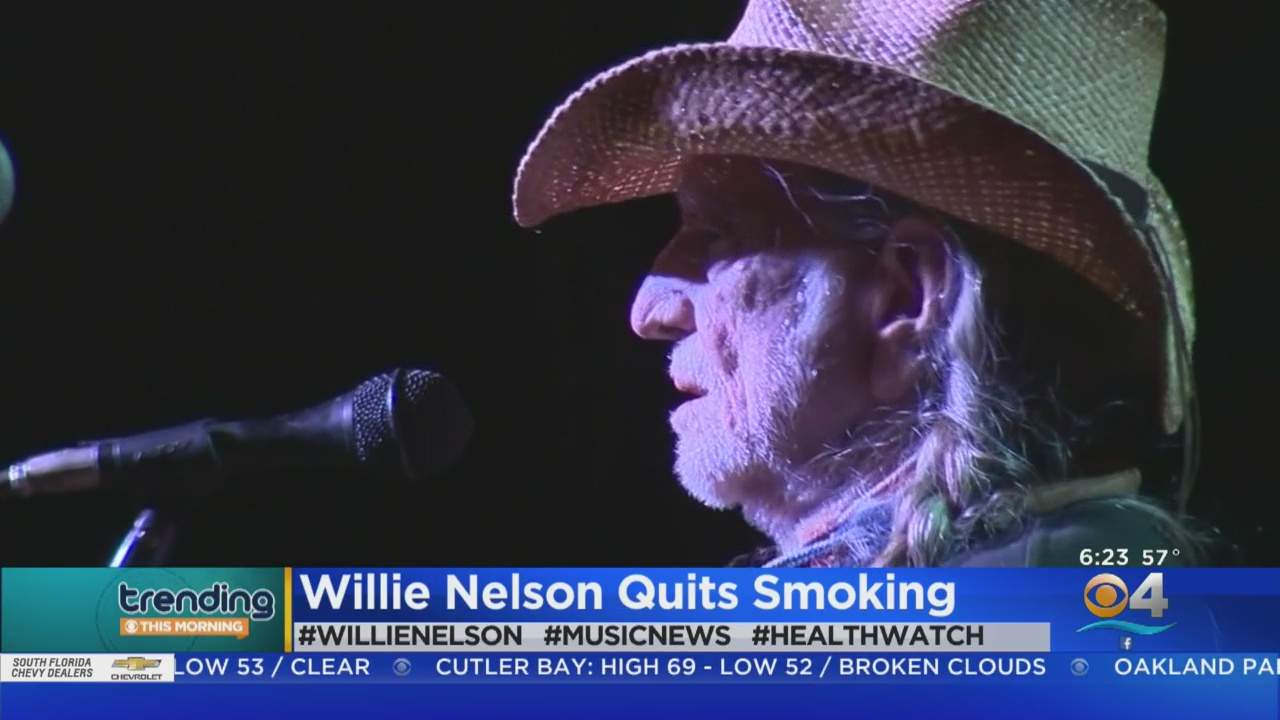 Trending: Willie Nelson IS Quitting