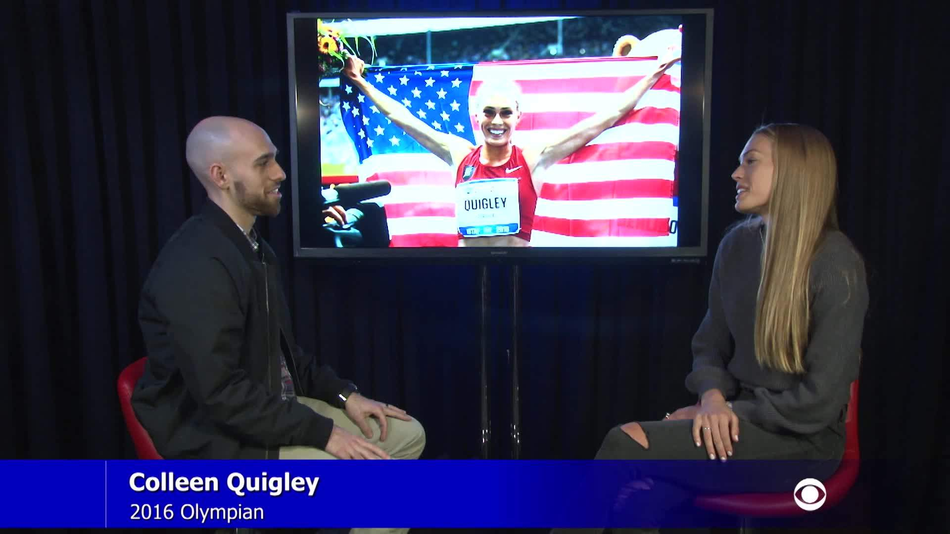 The Sit-Down: Colleen Quigley