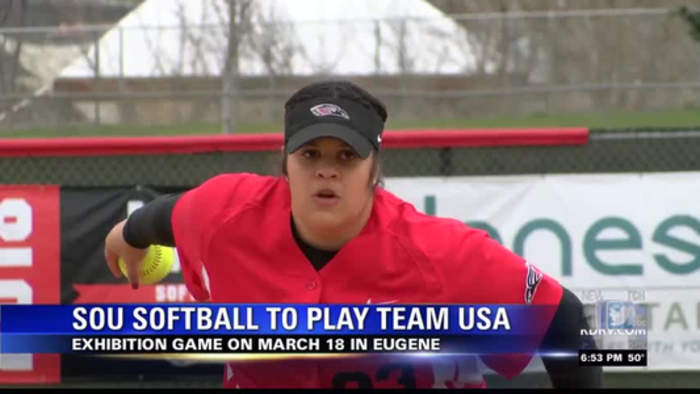 SOU Softball to play Team USA before 2020 Summer Olympics