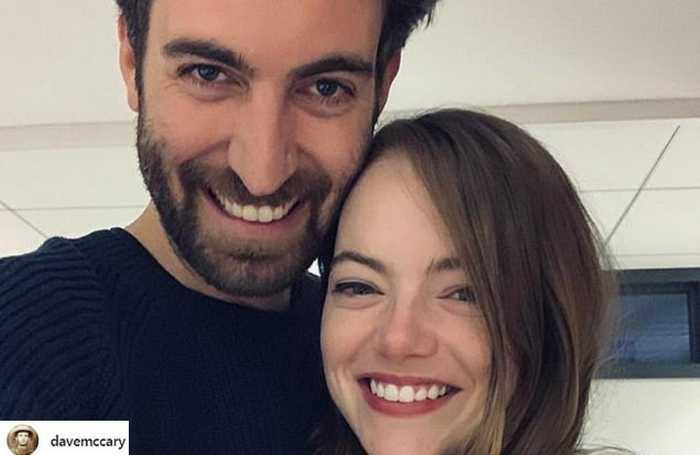 Emma Stone engaged