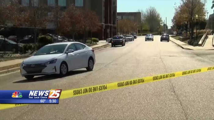 Police search for shooting suspect at Jackson State University