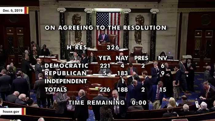 House Passes Resolution Supporting Two-State Israeli-Palestinian Solution