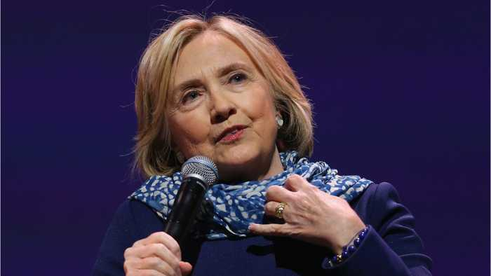 Hillary Clinton Denies Rumors Of Her Being A Lesbian