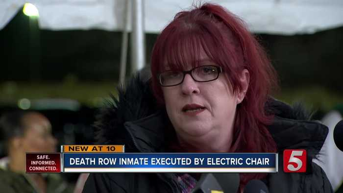 'Our family's peace can begin.' Victim's family, witnesses recall Hall execution