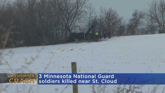 Cause Of Fatal National Guard Helicopter Crash Under Investigation